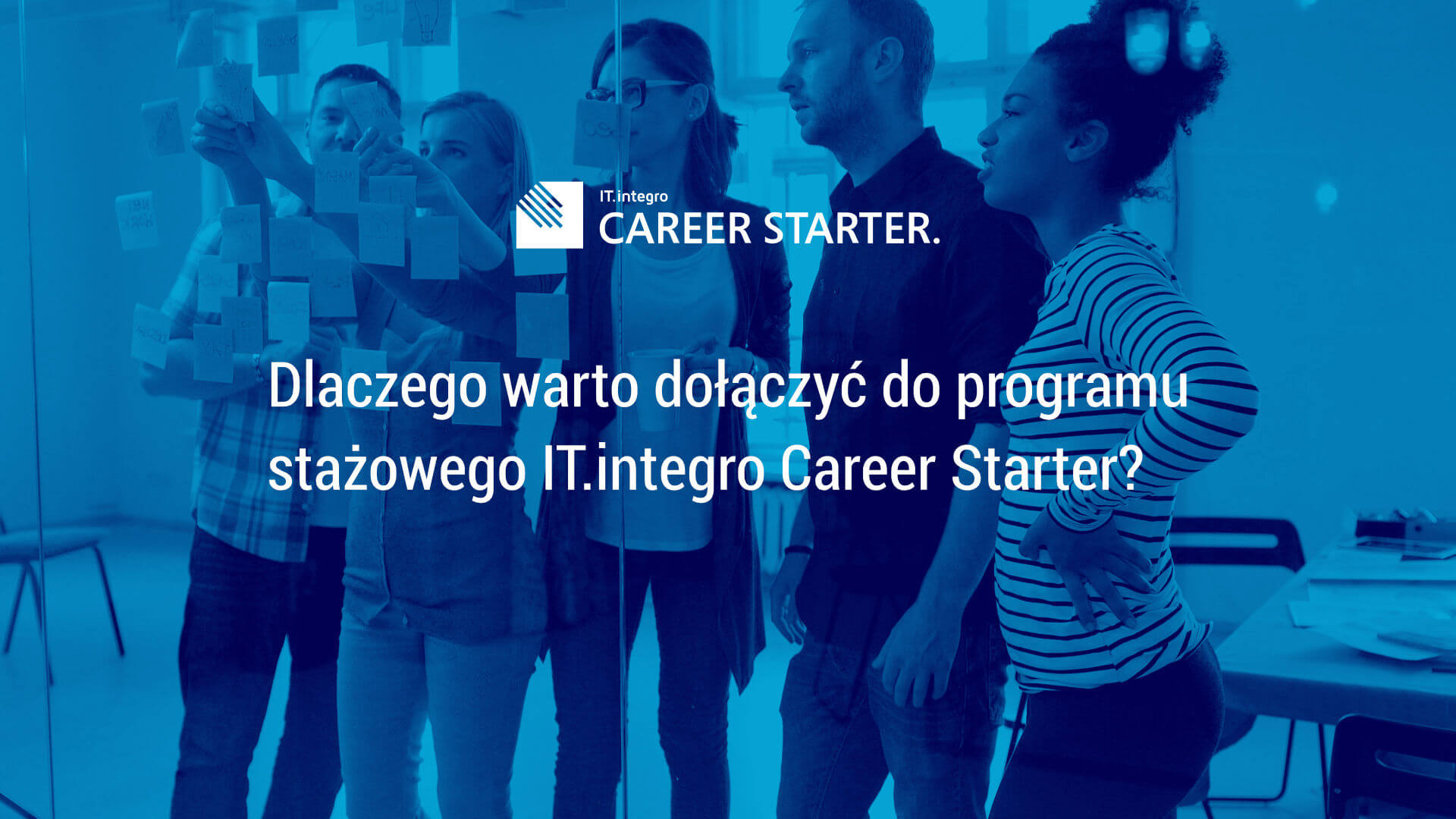 Program stażowy IT.integro Career Starter