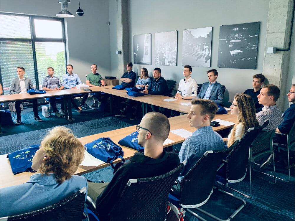 Wdrożenie stażystów z letniej edycji Career Starter 2019 w IT.integro.